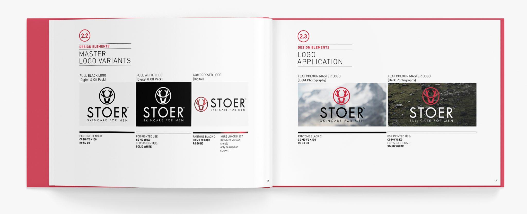 Stoer brand book